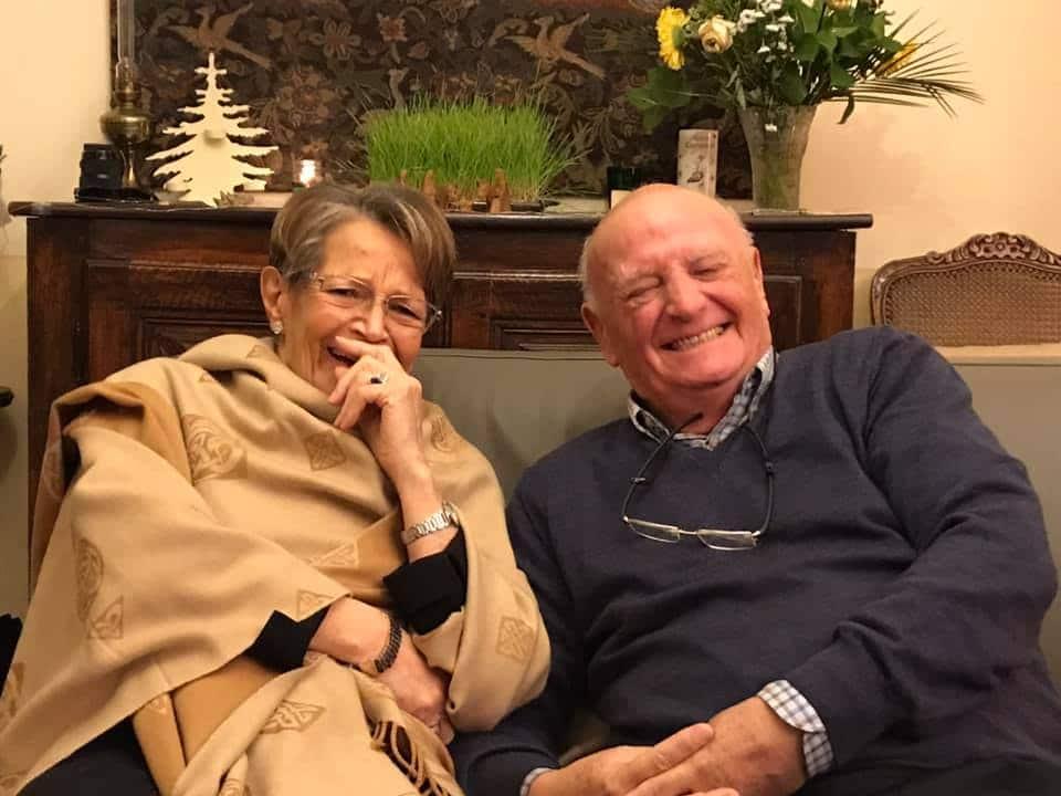 Passeuse d'âmes et heureuse de mes parents