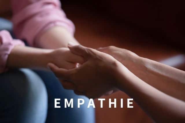 L'importance de l'empathie.