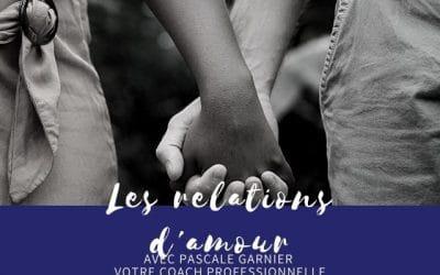 Les relations d'amour homme/femme dans le couple